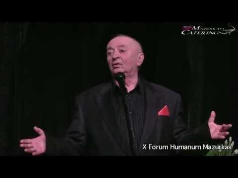 X FHM Koncert- Bogdan Łazuka - żarty,dowcipy Mistrza  Rozgrzały  800 Widzów Sali