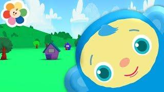 Bebê Peekaboo   Videos Educativos Para 2 - 3 Anos   Desenhos Animados para Crianças   BabyFirst