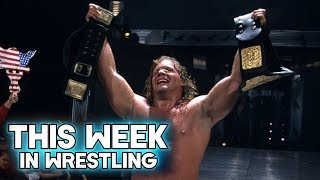 This Week In Wrestling: Chris Jericho Becomes The First Undisputed Champion (December 3rd)
