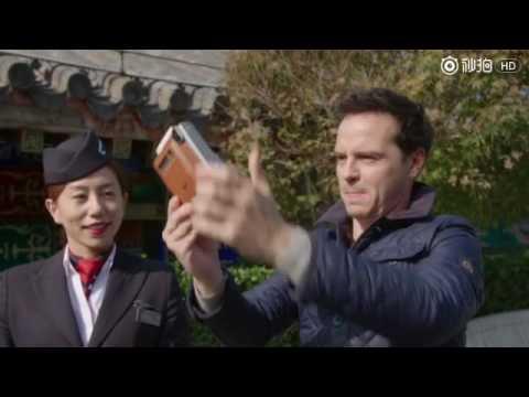 38 Questions with Andrew Scott in Beijing !
