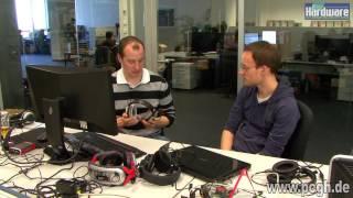 Mainboard- und Headset-Tester über die Schulter geschaut - PCGH Unplugged