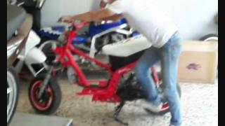 MaxMoto Racing - Runner 180cc Test Tuning