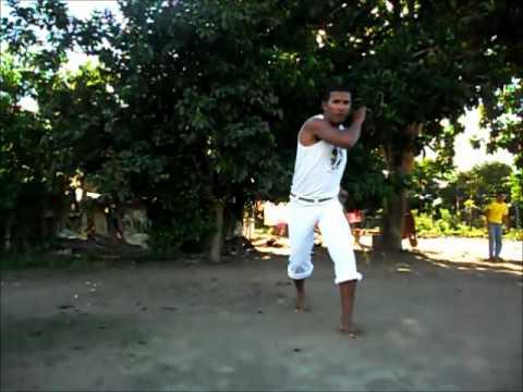 Movimentos básicos de capoeira - GINGA BAHIA- Itiruçu
