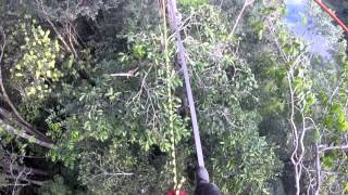 GoPro Tree-Climbing and Highline at the Amazon forest