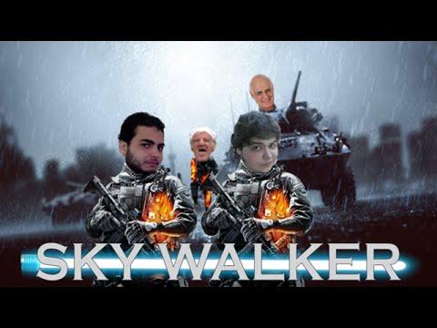 Sky Walker #4 - battlefield 4 - Como você é burro