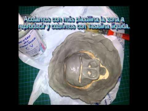 Protesis gorila con dragon skin fx