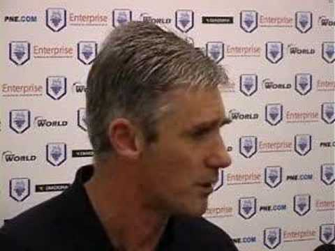 Alan Irvine Press Conference