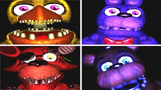 Five Nights at Freddys: Final Hours All Jumpscares