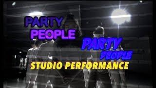 MIND DANCE (마인드댄스) Studio Promotion_Urban Hiphop(얼반힙합) | Derek Minor - Party People