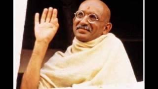 Gandhi [1982] Movie Ending Song