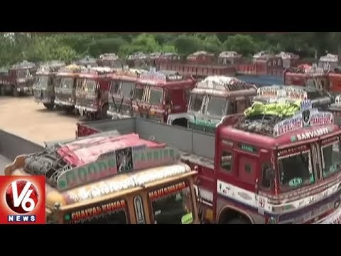 Lorry Association Call Of Nationwide Strike After Central Govt Assurances | V6 News