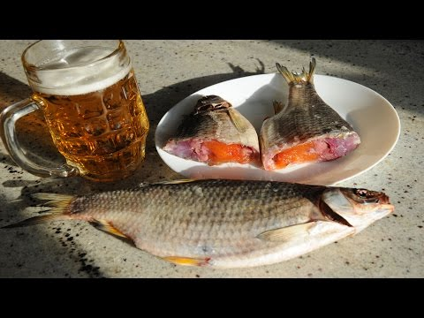 Как Засолить Тарань! Вяленая Рыба! Roach! Выпуск №36