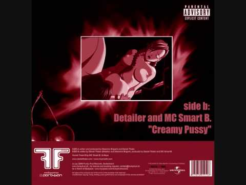 Detailer & Mc Smart B. - Creamy Pussy (ff006b)  Electro House Music 2009 video