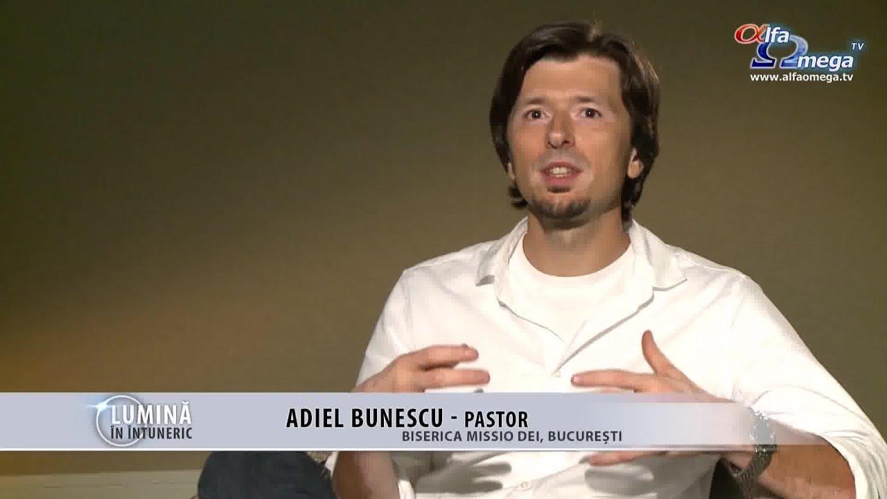 Adiel Bunescu, pastor bis. Missio Dei Bucuresti - Biserica, o comunitate relevanta societatii