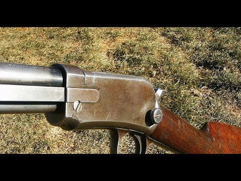 How To Disassemble The Winchester Pump 1890 - 1906 - 62 Rifle