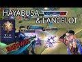 HAYABUSA & LANCELOT MICHAEL SOUW EASY WIN - MOBILE LEGEND BANG BANG MP3