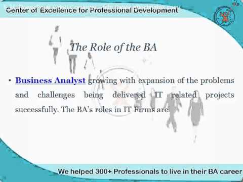 How the Role Business Analyst Emerged? Coepd