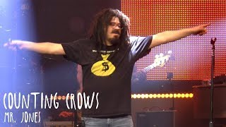 Counting Crows Mr Jones Live 25 Years Counting 2018 Summer Tour