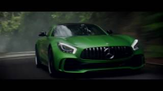 2017 Mercedes AMG-GTR - Green Hell