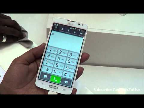 LG L70 Series 3 Hands on. Quick Review. Camera. Features and Overview HD at MWC 2014