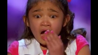 """Download Lagu Little Girl """"SHOCKED & Starts to CRY"""" after She Gets... 
