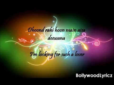 Thoda Sa Pagla Thoda Siyaana English Translation Lyrics