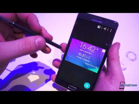 Samsung Galaxy Note 4 Hands-On (4)