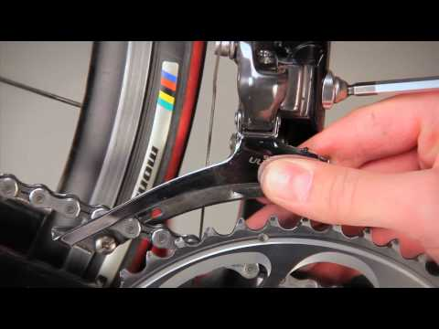 Front Derailleur Adjustment