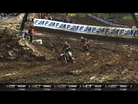 Herlings passes Anstie in Race 1 - MXGP of Pays de Montbéliard