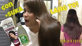 CONDITIONER AT SUKA=CONSUKA (HAIR TREATMENT)