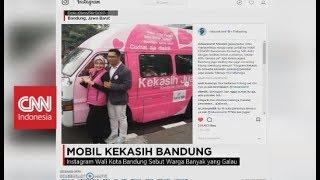 """Mobil """"Kekasih"""" Dari Ridwan Kamil, Untuk Warga Bandung Yang Galau"""