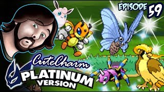 Shiny Hunting Entomologist! Ep.59 Platinum Cute Charm