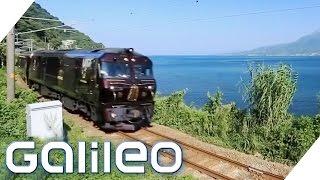 Die teuerste Zugreise der Welt | Galileo Lunch Break