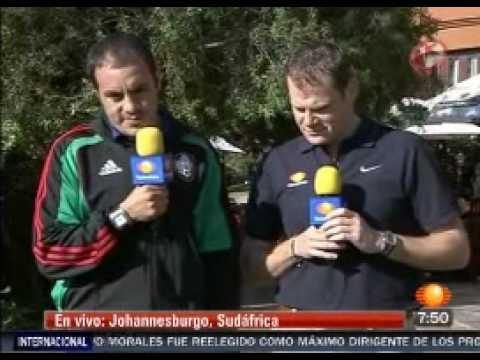 cuauhtemoc blanco bromeando con televisa deportes (xD)