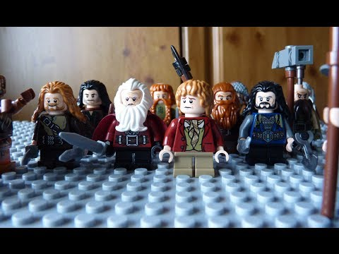 LEGO The Hobbit in 30 Seconds
