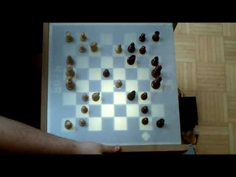 DIY Internet Chess Table