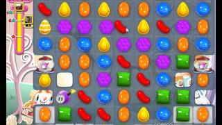 How to play Candy Crush Saga Level 350 - 3 stars - No booster