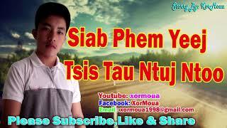 Siab Phem Yeej Tsis Tau Ntuj Ntoo 14/3/2018