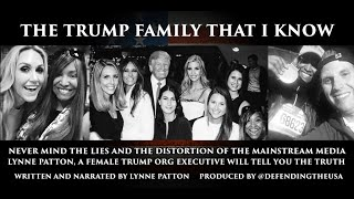 """Lynne Patton """"The Trump Family That I Know"""" - A Black Female Trump Executive Speaks"""
