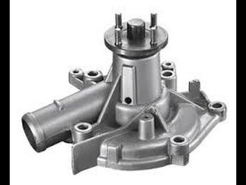 How to Replace a Mercruiser Alpha One Gen II Stern Drive Water Pump