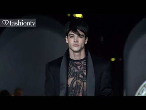 Versace Men Fall/Winter 2013-14 | Milan Men's Fashion Week | FashionTV