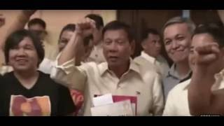WATCH: President Duterte meets with leaders of  Leftist groups