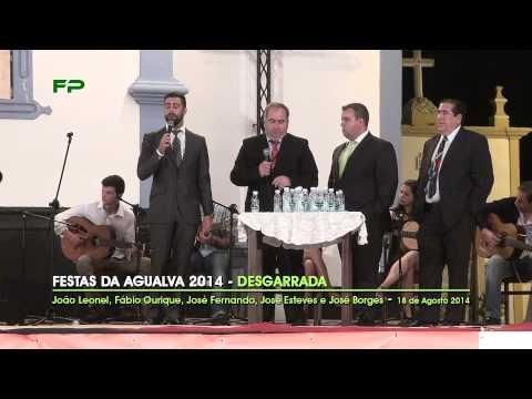 Festa da Agualva 2014 -  Desgarrada -  18 de Agosto