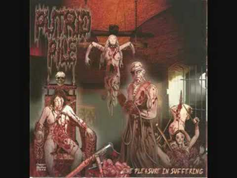 Putrid Pile - Battered Bitch