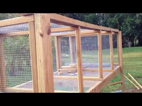 How to Build a Rabbit Hutch Part 1
