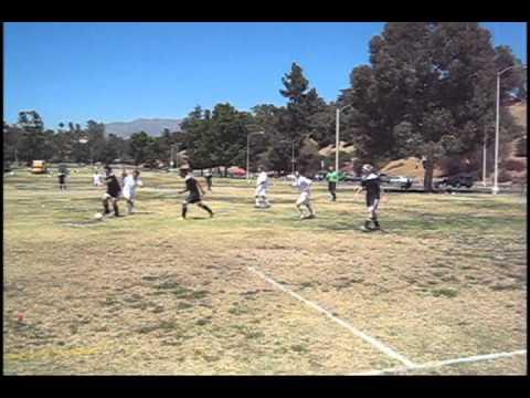 7 on 7 Pasadena Adult Soccer League Match - Griswolds FC vs.