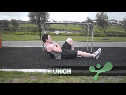 Abdominal Crunch - Exercise of the Week