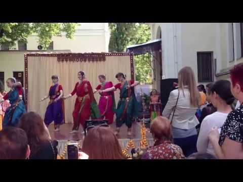 Lavani - Vajle Ki Bara Indian Bollywood Dance Индийский эстрадный танец video