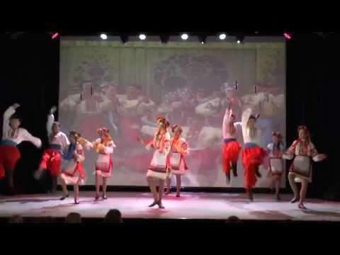 Видео клип ансамбля танца «Россияне» — (Часть 5). Отчетный концерт в ЦКиД «Лира» 18.04.2014 / 2014