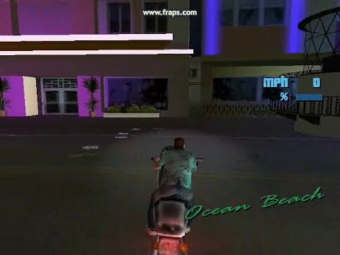 grand theft auto vice city 2012